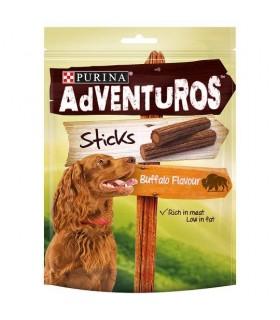 Purina adventuros sticks gusto bufalo 120 gr