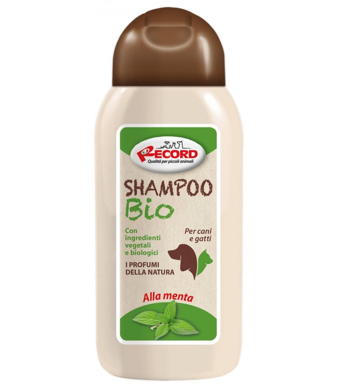 Record shampoo bio menta 250 ml