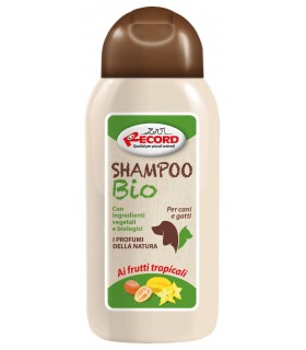 Record shampoo bio frutti tropicali 250 ml