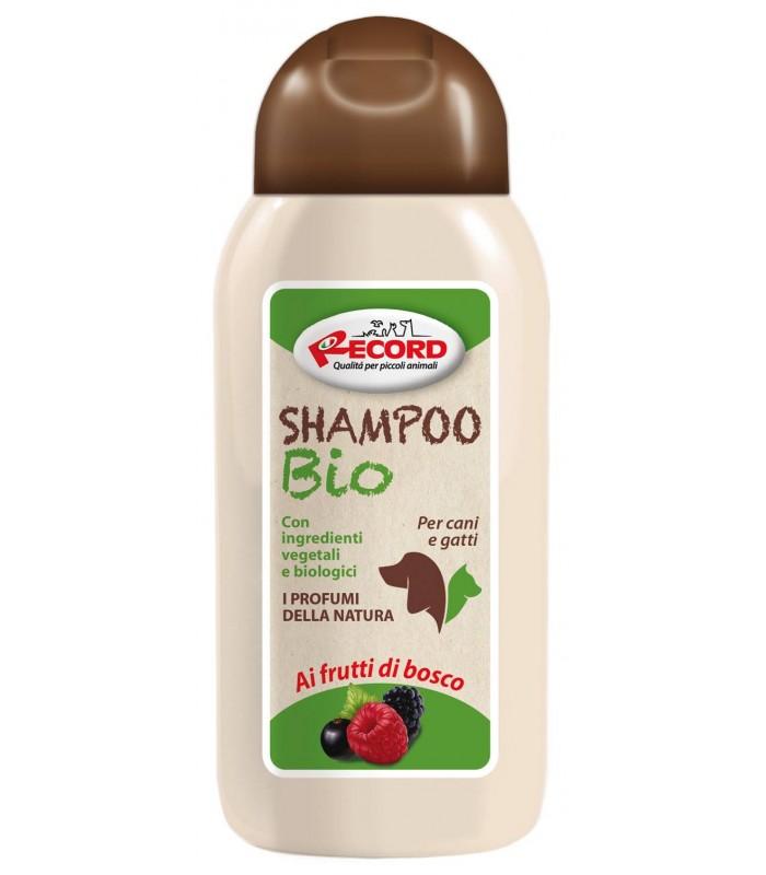 Record shampoo bio frutti di bosco 250 ml