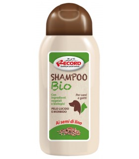 Record shampoo bio semi di lino 250 ml