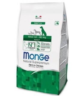 Monge cane adult maxi 12 kg