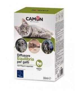 Camon orme naturali diffusore equilibria gatti 30 ml g952