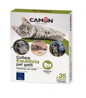 Camon orme naturali collare equilibria gatti 35 cm g951