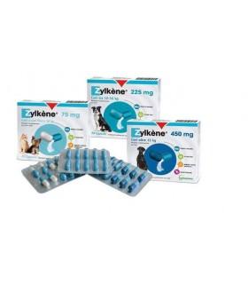 Vetoquinol zylkene cani e gatti 20 capsule 75 mg