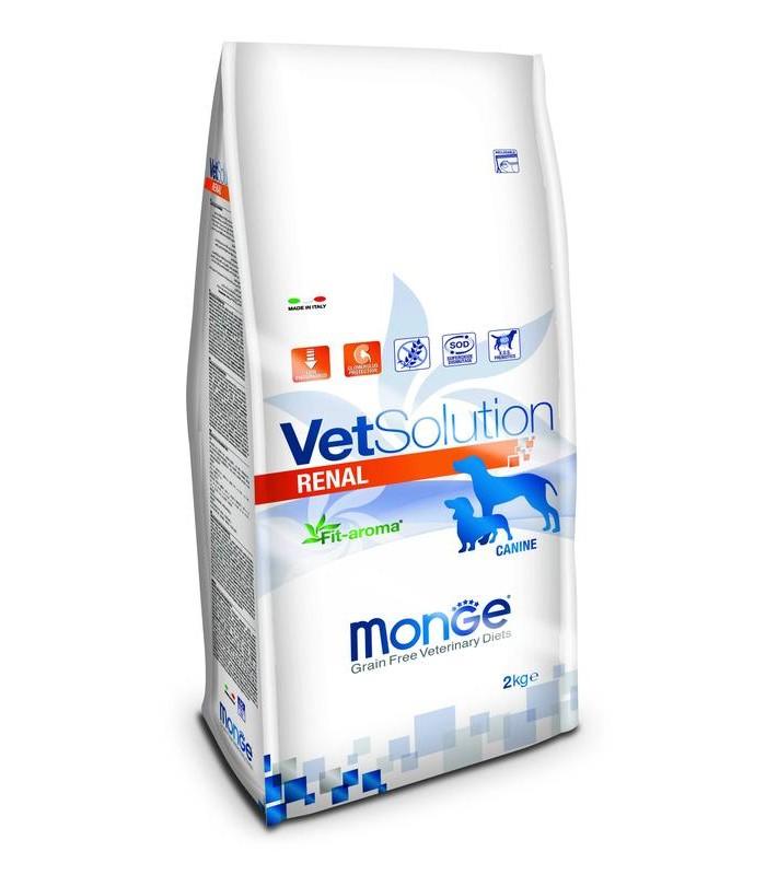 Monge vetsolution cane renal 2 kg