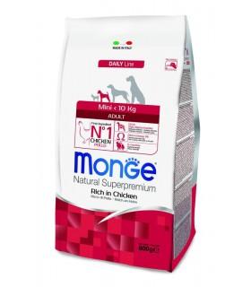 Monge cane adult mini 800 gr