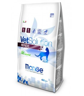 Monge vetsolution gatto hepatic 400 gr