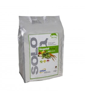 Drn solo vegetal dry food 5 kg