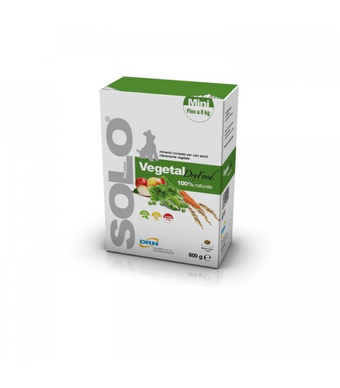 Drn solo vegetal dry food mini 800 gr