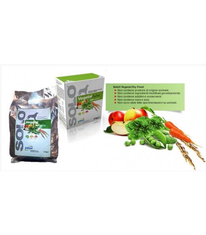 Drn solo vegetal dry food 1,5 kg