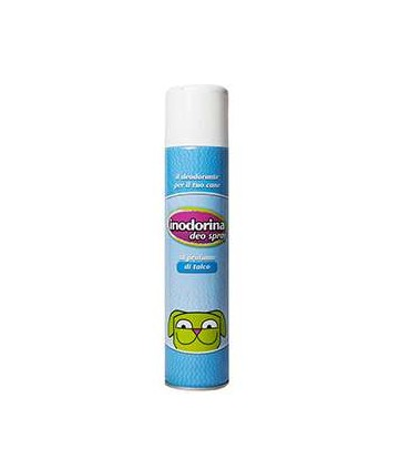 Inodorina deo spray al talco 300 ml