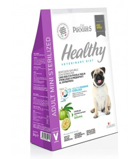 Fito progres cane healty adult mini sterilized 3 kg