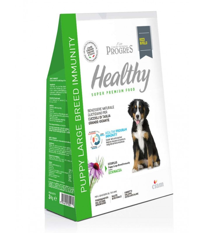 Fito progres cane healty puppy large breed immunity 3 kg