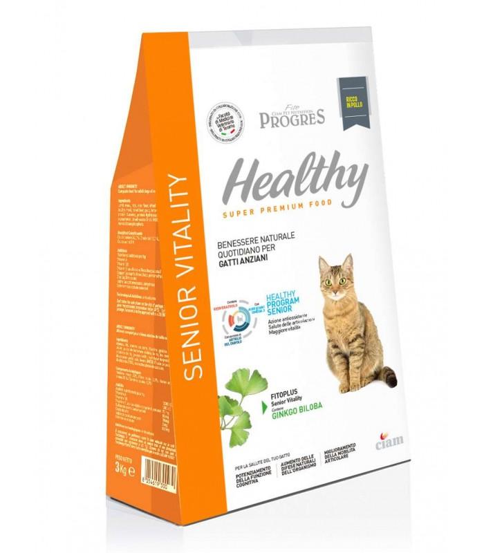 Fito progres gatto healty senior vitality 1,5 kg