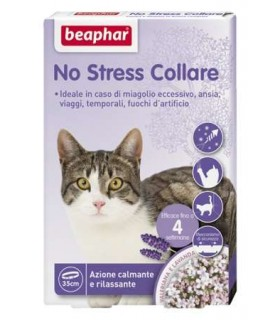 Beaphar no stress collare gatto