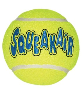 Kong airdog squeaker ball medium
