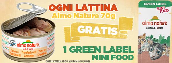 Promozione Almo Nature 70g